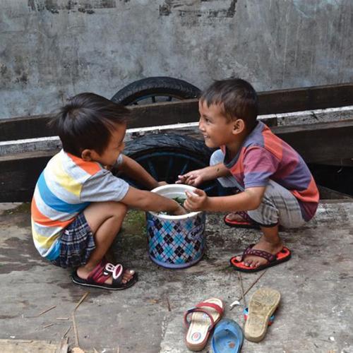 Sociaal werk in Indonesië