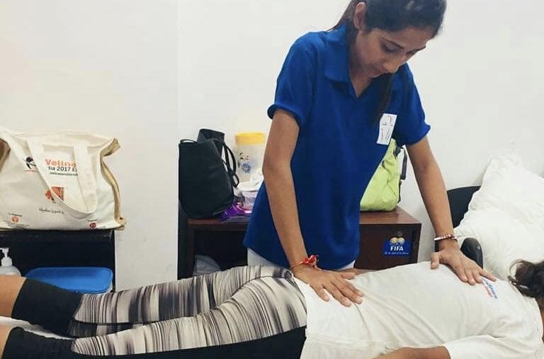 Steun fysiotherapie project in Indonesië