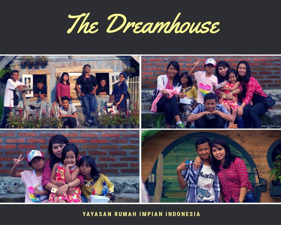think volunteer dreamhouse