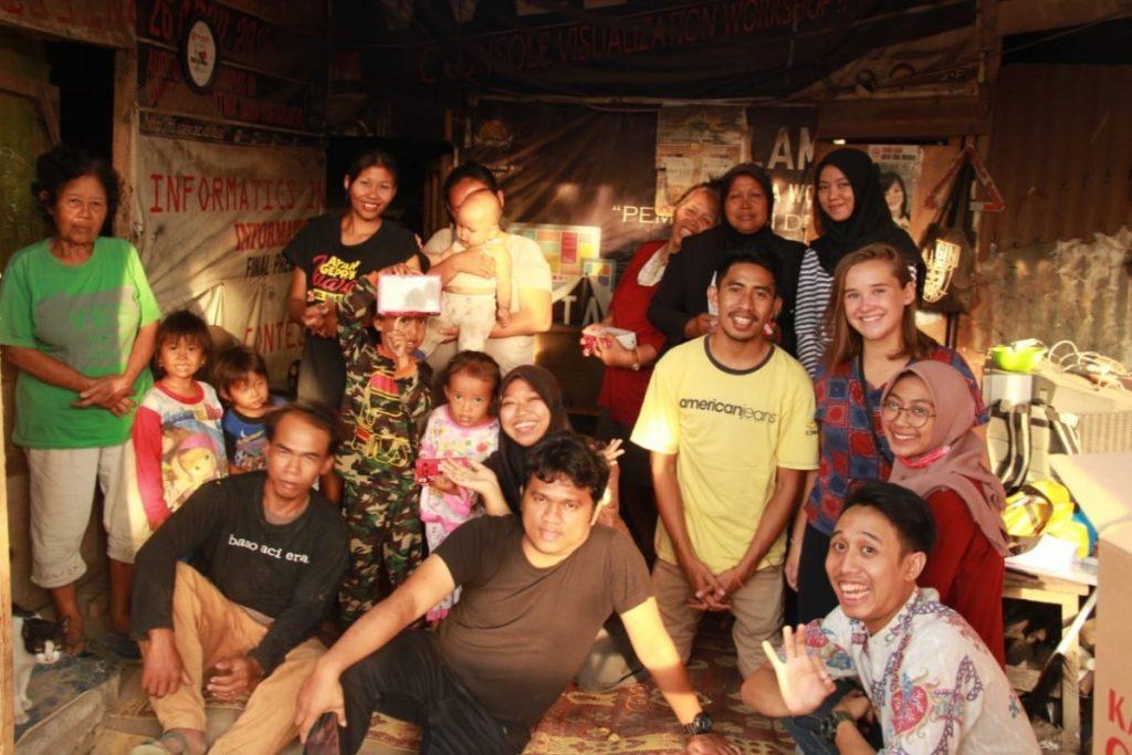 Annabelle street children indonesia